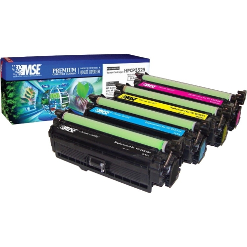 HP 3525 TONER BLACK CE250A 504A