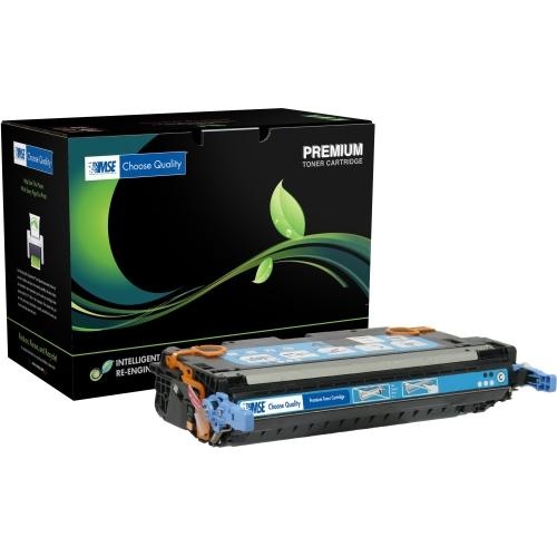 HP 3600 TONER CYAN Q6471A 502A