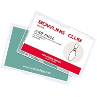100PK BIZ CARD SIZE LAMINATING