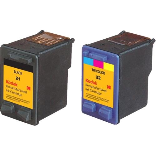 Kodak HP 21 Combo Blk TriColor