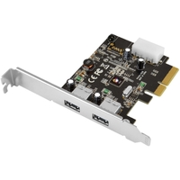 USB 3.1 2PORT PCIE HOST ADAPTER