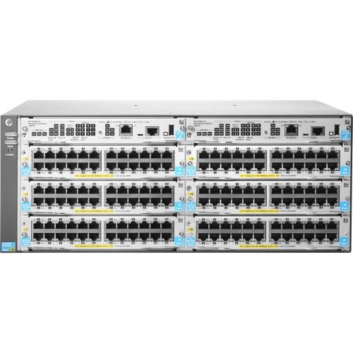 5406R-GIG-T-POE+/SFP+ V2 ZL2