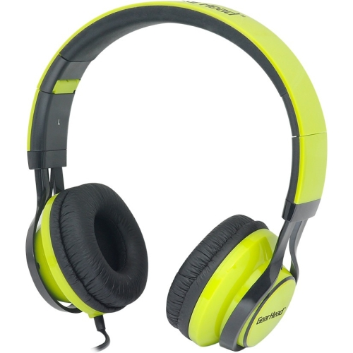 Noise Isolating Headphones Grn
