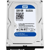 320GB SATA CAVIAR BLUE 7200 RPM