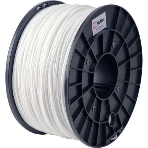 BUMAT ABS WHITE FILAMENT FOR 3D
