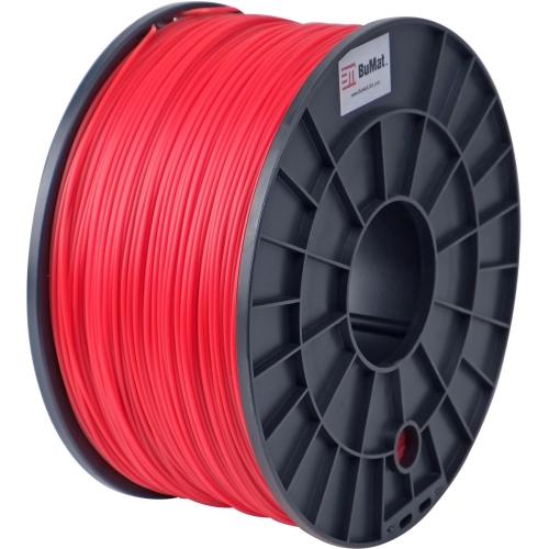 BUMAT PLA RED FILAMENT FOR 3D