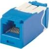 MINI-COM MODULE CAT6A BLUE TG