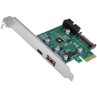 USB 3.1 GEN 1 3PORT PCIE WITH