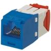 MINI-COM MODULE CAT5E BLUE TG