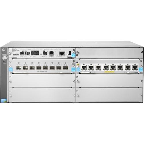 Aruba 5406R 8XGT PoE+/8SFP+ v3
