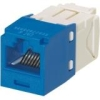 MINI-COM MODULE CAT6 BLUE