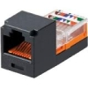 MINI-COM MODULE CAT5E BLACK
