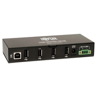 4 Port Industrial USB 2.0 Hub