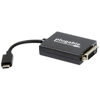 PLUGABLE USB-C TO DVI ADAPTER