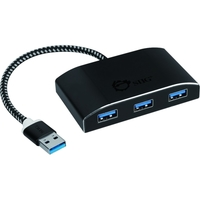 SUPERSPEED USB 3 4PORT POWERED