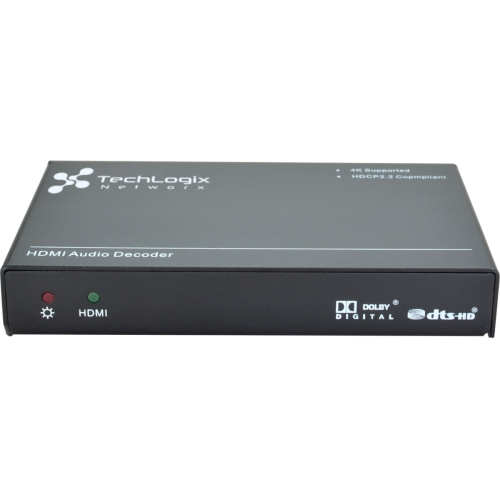 HDMI AUDIO BREAKOUT AND DECODER