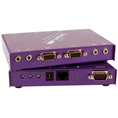 UXGA YUV YC AUDIO RS-232 IR