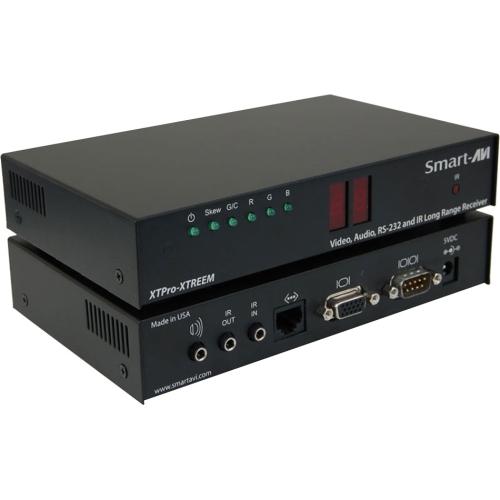 XTREEM UXGA YUV YC AUDIO RS-232