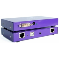 DVID USB CAT 6 STP EXTENDER