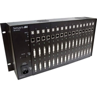 POWERED RACK CHASSIS WITH DUAL