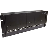 POWERED RACK CHASSIS WITH DVID