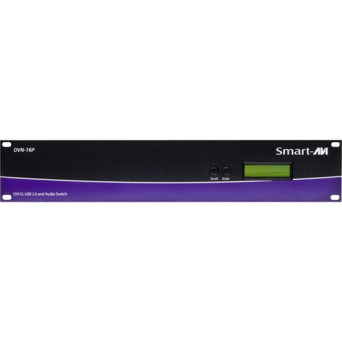 16X1 DVID USB 20 11 STEREO