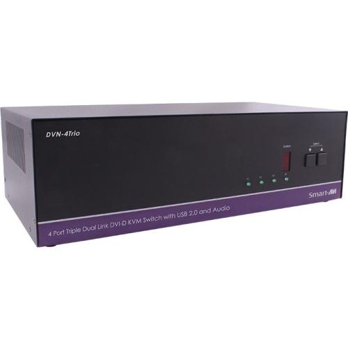 4X3 TRIO DVID USB20 11 STEREO