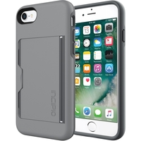 Stowaway for iPhone 7 Gray Chr