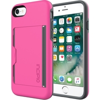 Stowaway iPhone 7 Pink Chrcl