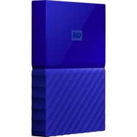 4TB MY PASSPORT USB 3.0 BLUE