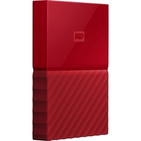 4TB MY PASSPORT USB 3.0 RED