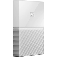 1TB MY PASSPORT USB 3.0 WHITE