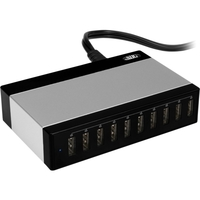 10PORT 60W USB RAPID CHARGER