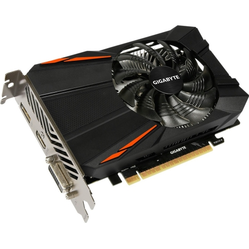 GEFORCE GTX 1050TI PCIE 4GB DVI