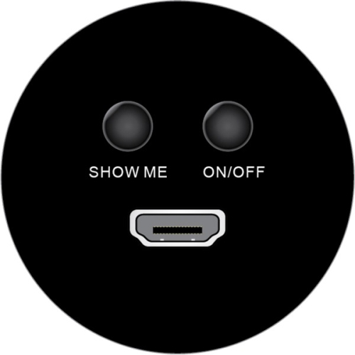 SHOW-ME HDMI TABLE GROMMET HDMI