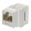 NK CAT6 PUNCHDOWN JACKMODULE WH