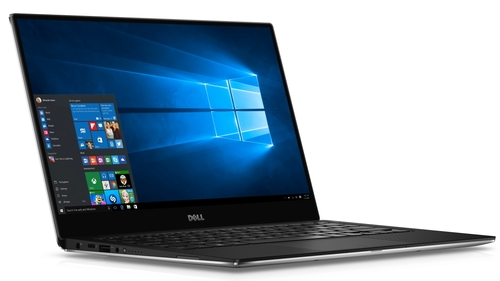 """Dell XPS 15; 15.6"""" 4K HD; i7 7700 HQ quad core 6MB cache up to 3.8GHz; 6GB DDR4 2400 MHz; 512GB PCIe ssd; Silver Anodized Aluminum; Nvidia GTX 1050 4GB GDDR5"""