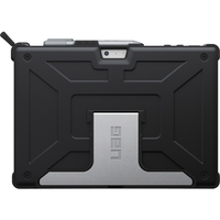 Urban Armor Gear scout Carrying Case (Folio) for Tablet, Stylus - Black