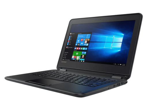 "Lenovo N23 80UR0004US 11.6"" Notebook - Intel Celeron N3060 Dual-core (2 Core) 1.60 GHz - 4 GB DDR3L SDRAM - 64 GB"