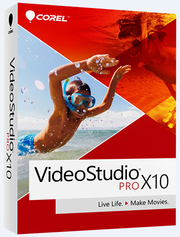 VideoStudio Pro X10 (Download)