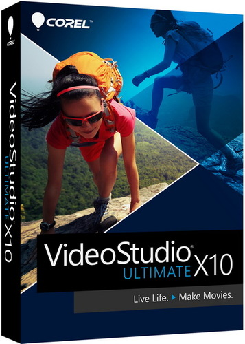 VideoStudio Ultimate X10 (Download)