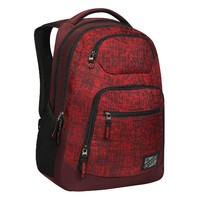 "17"" Tribune Backpack (Red Genome)"
