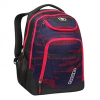 "17"" Tribune Backpack (Hot Mesh)"