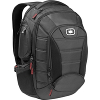 "17"" Bandit Backpack for Laptops (Dark Static)"