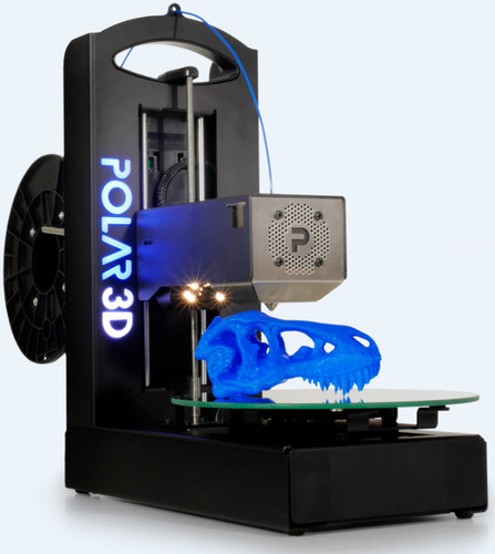 Polar 3D Printer Lab Bundle (6 Printers, 36 rolls of filament & 6 One Year Extended Warranties)