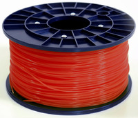 1Kg Spool PLA Filament (Red)