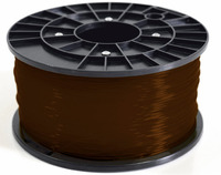 1Kg Spool PLA Filament (Transparent Brown)
