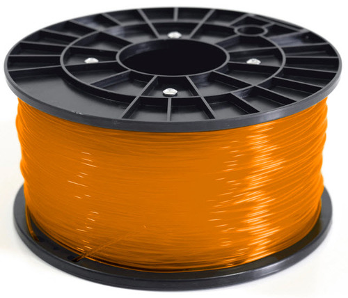 1Kg Spool PLA Filament (Transparent Orange)