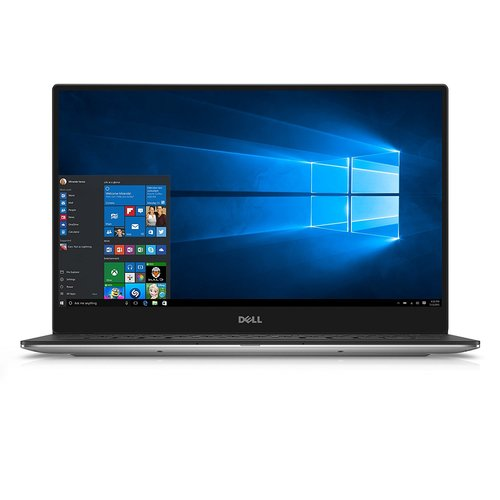 """Dell XPS 13 MLK (9360); 13.3"""" FHD; Intel Core i-5 7200U 3MB cache up to 3.1GHz; 8GB LPDDR3 1866MHz; 256 PCIe ssd; Silver"""