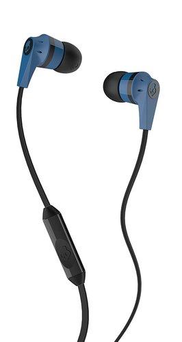Skullcandy Ink'd 2.0 Earbud Headphones with Mic Blue/Black